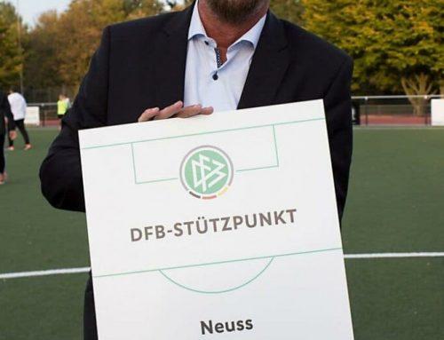 DFB fördert Talente mit neuem Stützpunkt in Norf