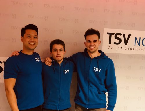 TSV Norf bietet wieder ein freiwilliges soziales Jahr