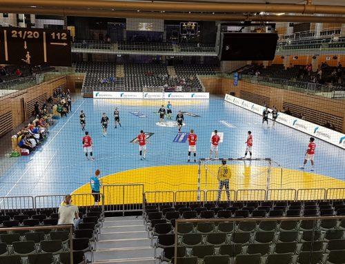 Erlebnistag beim Handballspiel der HC Rhein Vikings im Castello