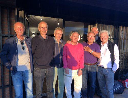 Tennis: Ü70 auf Erfolgskurs / Zusammenarbeit mit Germania Hoisten
