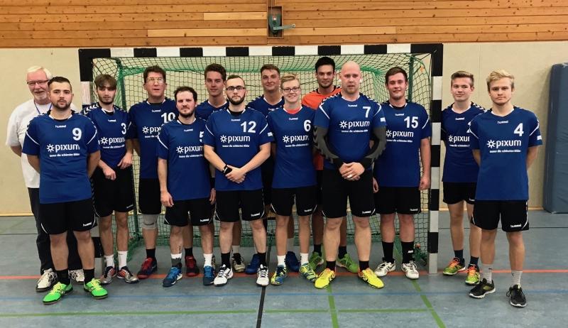 Handball: Spielbericht – Männer unterliegen gegen Unterbach