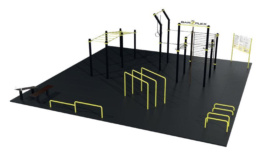 Workout Park in Norf – jetzt dieses Projekt unterstützen