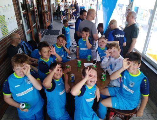 Fußball: TSV Jugend spielt internationales Turnier in den Niederlanden