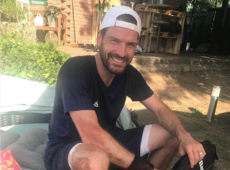 Tennis: Sieg im Abstiegskampf
