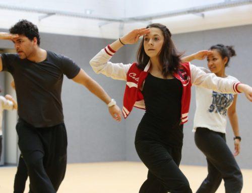 Modern-/Jazzdance für 11-13 Jährige